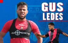 Gus Ledes reforçarà el Numancia