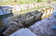 L'AV Parc del Francolí considera «una vergonya» l'abandó del pontet