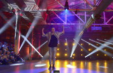 El vendrellenc Iván Santander, concursant de la nova edició de 'Fama'