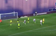 Resum dels partits de la jornada 24 de Segona Divisió