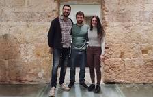 Els Xiquets de Tarragona ja tenen nou cap de colla, Oriol Peiró