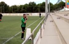 La UD Salou es querellará contra un jugador del Racing Bonavista pel seu «comportament masclista»