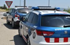 Detingut per intentar robar en casetes de reg de Corbera d'Ebre