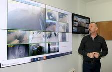 Pillan a cuatro presuntos ladrones con el sistema de vídeo vigilancia estrenado ayer en Calafell