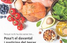 Els pobletans publicaran un nou llibre de receptes per Sant Jordi