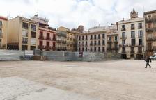 Ordenen tancar els terrenys del futur hotel del Pallol de Reus per evitar riscos