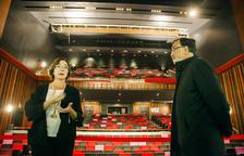 El Teatre Tarragona tanca 'sine die' per la caiguda d'elements ornamentals