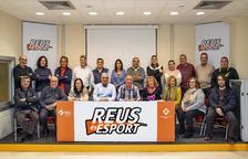 Neix l'Associació de Voluntaris Esportius Reus