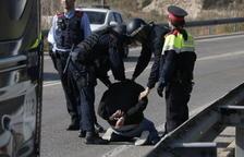Sale en libertad uno de los detenidos en Tarragona pendiente de ser citado por el juez