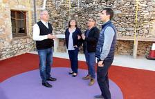 L'Ajuntament millora el local dels Castellers d'Altafulla