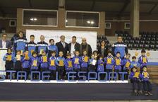 La Festa de l'Esport reconeix entitats i esportistes destacats de Cambrils