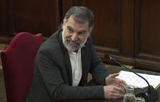 Cuixart demana respondre a la sentència de l'1-O des de la «reincidència» i diu que la presó no és «cap derrota»