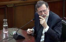 Rajoy es desvincula de l'operatiu policial de l'1-O però admet «lesions» a ciutadans