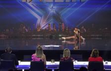 El calafellenc Miquel Mañé obté els quatre «sí» del jurat de 'Got Talent'
