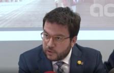 El tribunal de l'1-O accepta la petició d'Aragonès de no declarar com a testimoni al Suprem