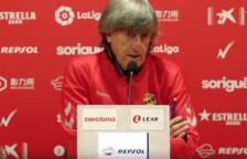 Enrique Martín: «Aquest és el meu equip»