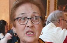 Pepita Matias se habría caído por un terraplén cerca de la Plana