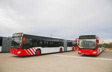 Tarragona comptarà amb tres nous autobusos articulats