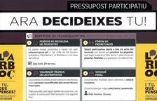 L'Ajuntament de l'Arboç inicia una nova edició del Pressupost Participatiu