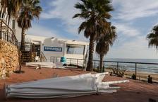 Diversos candidats aspiren a fer-se amb la concessió del restaurant Tòful de Mar