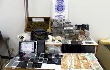 Desmantelan un clan familiar de narcotraficantes establecido en Reus y Riudoms
