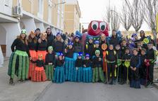 Éxito de participación en los actos del Carnaval en Constantí