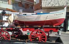 Els Tres Tombs estrenaran un carro amb una barca de Torredembarra