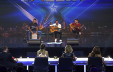 El grup vendrellenc Jindama, a 'Got Talent'