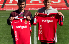 Els juvenils Guiu i Guille signen amb el Nàstic fins el 2021