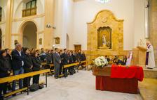El Nàstic i Tarragona donen l'últim adeu a Antoni Vallverdú