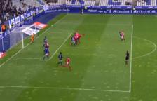 Resum del partit de la jornada 30 de Segona Divisió