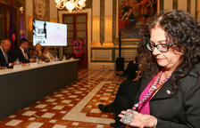 La cofradía Verònica renueva su imagen en el 70º cumpleaños