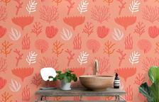 El paper pintat, una opció econòmica i original per redecorar la llar