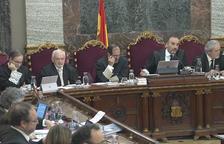 Una testimoni diu que Sànchez es va oferir a acompanyar la secretària judicial a sortir d'Economia el 20-S