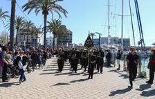 El Serrallo se llena de música de Semana Santa con el Aplec de Bandes