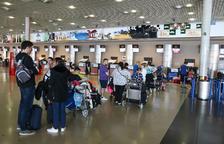 Thomas Cook cancel·la 28 vols a l'Aeroport de Reus