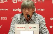 Enrique Martín: «Em sento com un entrenador nou que arriba»