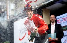 Michael Matthews gana la sexta etapa de la Volta y Miguel Ángel López no cede el liderato