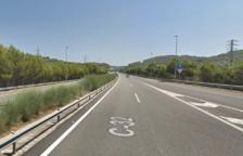 Detinguda per circular èbria prop de 8 quilòmetres en contra direcció a la C-32