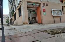Veïns de SPiSP denuncien el mal estat d'un carrer
