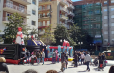 Gran acollida a la Festa de les Faixes Blaves organitzada pels Xiquets de Tarragona