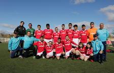 El Nàstic Genuine disputa a Madrid la tercera fase de LaLiga Genuine Santander