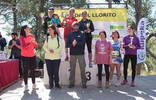 Més de 700 persones participen en la 30a Pujada al Llorito