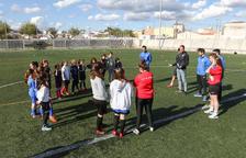 El CE Unió Astorga vol potenciar el futbol femení