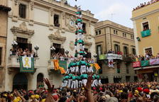 Sant Fèlix reunirà la Jove de Tarragona, les dues colles vallenques i els Castellers de Vilafranca