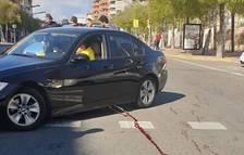 Atropellen un home de 87 anys a l'avinguda Marquès de Montoliu de Tarragona