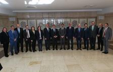 Comissió entre Foment i el territori per executar el futur ferroviari