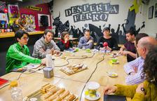 Llorens: «PDeCAT, ERC i PSC pactaran i repetiran un govern d'Innova»