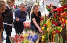 Reus tindrà més parades per la Diada de Sant Jordi