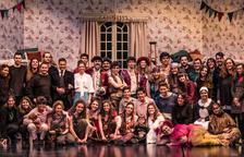 El Grup del Teatre Principal destinará parte de la recaudación de 'Peter Pan' a un hospital de Londres